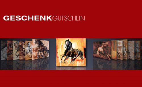 Voucher Horse Art Prints